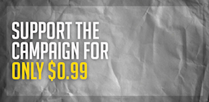 Support the campaign for only 99 cents
